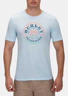 Hurley Men's Shishita Logo Graphic T-Shirt
