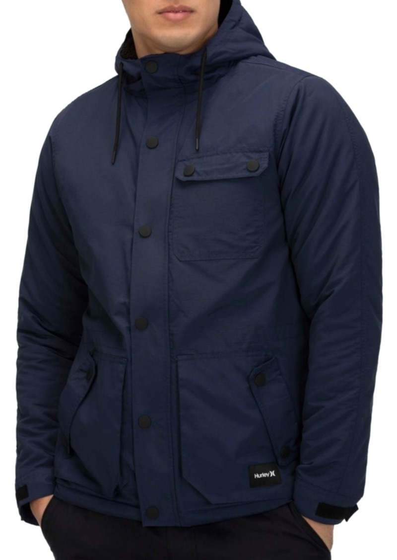 Hurley Men's Slammer Jacket