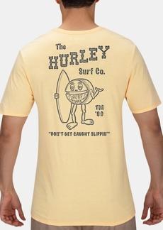 Hurley Men's Slippin' Graphic T-Shirt