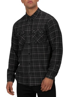 Hurley Men's Spitfire Plaid Shirt