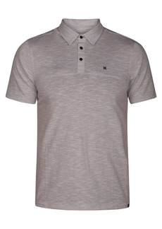 Hurley Men's Stiller 3.0 Heathered Polo