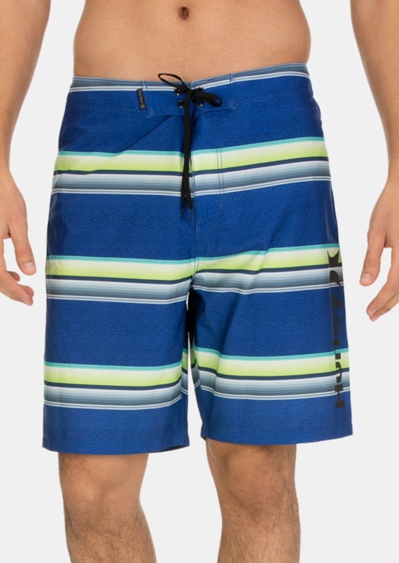 Hurley Men's Striped Board Shorts