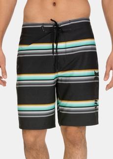 Hurley Men's Striped Board Shorts