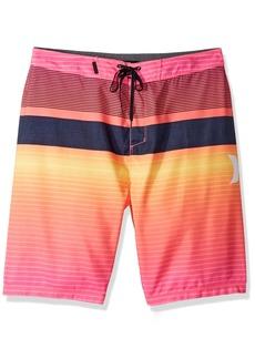 """Hurley Men's Supersuede 21"""" inch Boardshort Swim Short"""