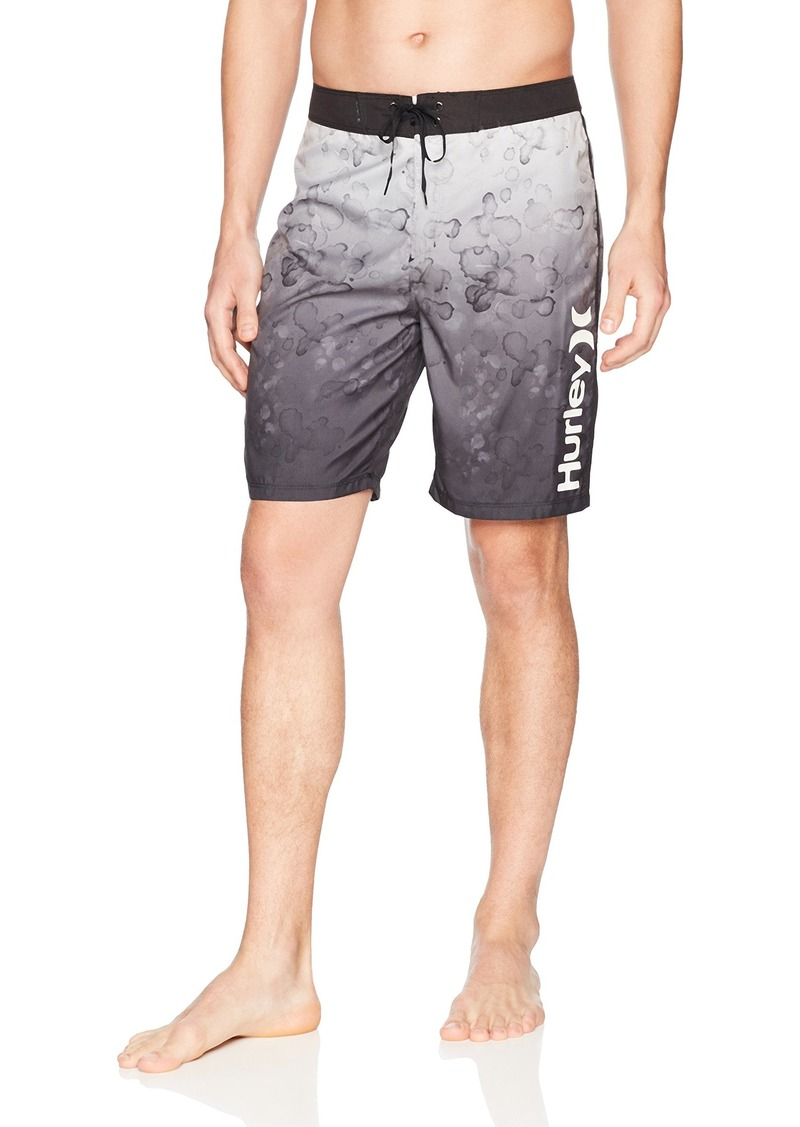 "Hurley Men's Supersuede Printed 20"" inch Boardshort Swim Short"