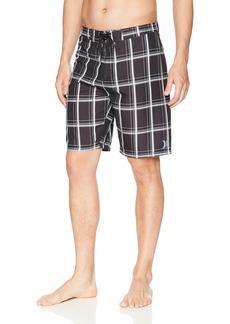 "Hurley Men's Supersuede Printed 21"" inch Boardshort Swim Short"