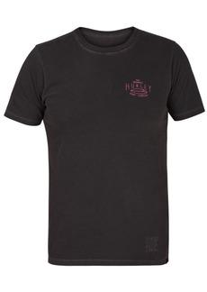 Hurley Men's Surf Co Destroy Logo-Print T-Shirt