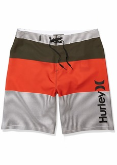 "Hurley Men's T-Street 20"" Inch Swim Board Short"