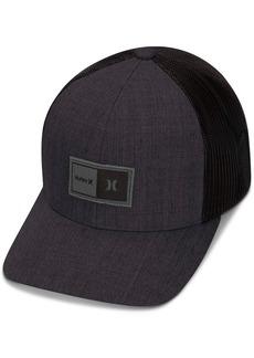 Hurley Men's The Regular Hat Logo Trucker Cap