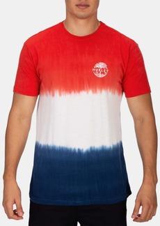 Hurley Men's Tie Dye Graphic T-Shirt