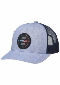 Hurley Men's Trademark Snapback Hat  Qty