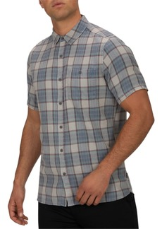 Hurley Men's Trooper Plaid Shirt