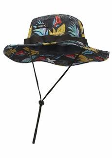 Hurley Men's Vagabond Bucket Sun Hat  S-M