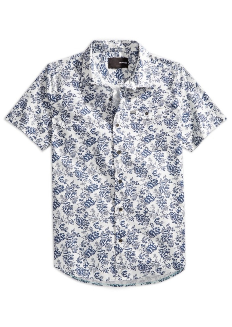 Hurley Men's Whitmore Woven Shirt
