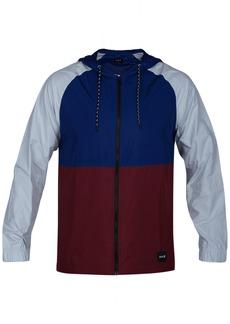 Hurley Men's Windbreaker Jacket Team red XL