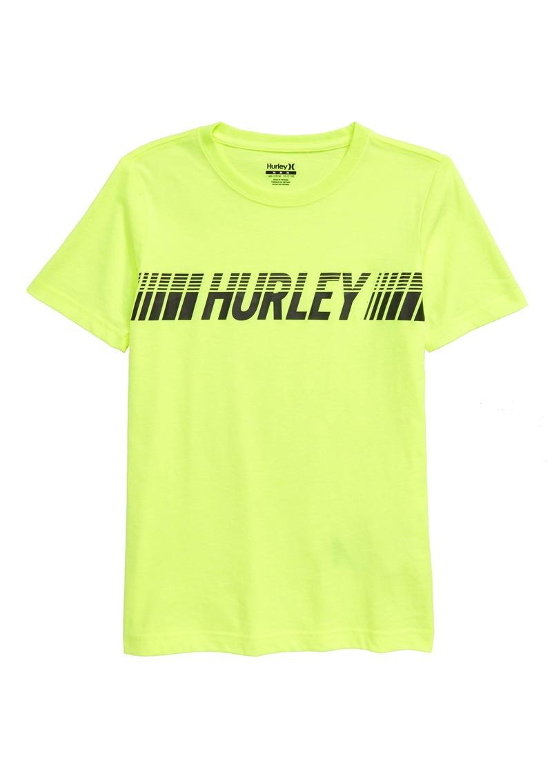 Hurley Moto II T-Shirt (Toddler Boys & Little Boys)