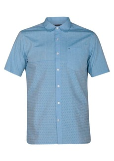 Hurley Noble Cotton Button-Down Shirt