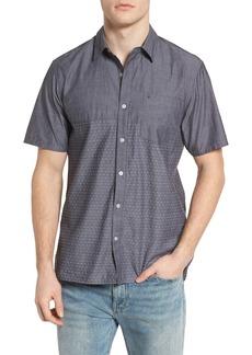 Hurley Noble Dobby Camp Shirt