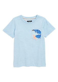 Hurley Paradise Pocket T-Shirt (Little Boys)