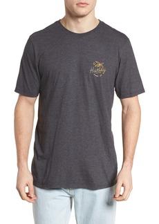 Hurley Paradise Script T-Shirt