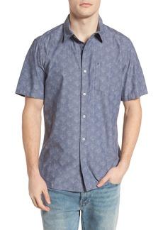 Hurley Pescado Short Sleeve Oxford Shirt