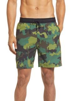 Hurley Phantom Alpha Camo Men's Shorts