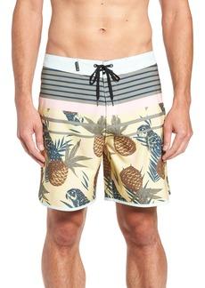 Hurley Phantom Back Bay Board Shorts