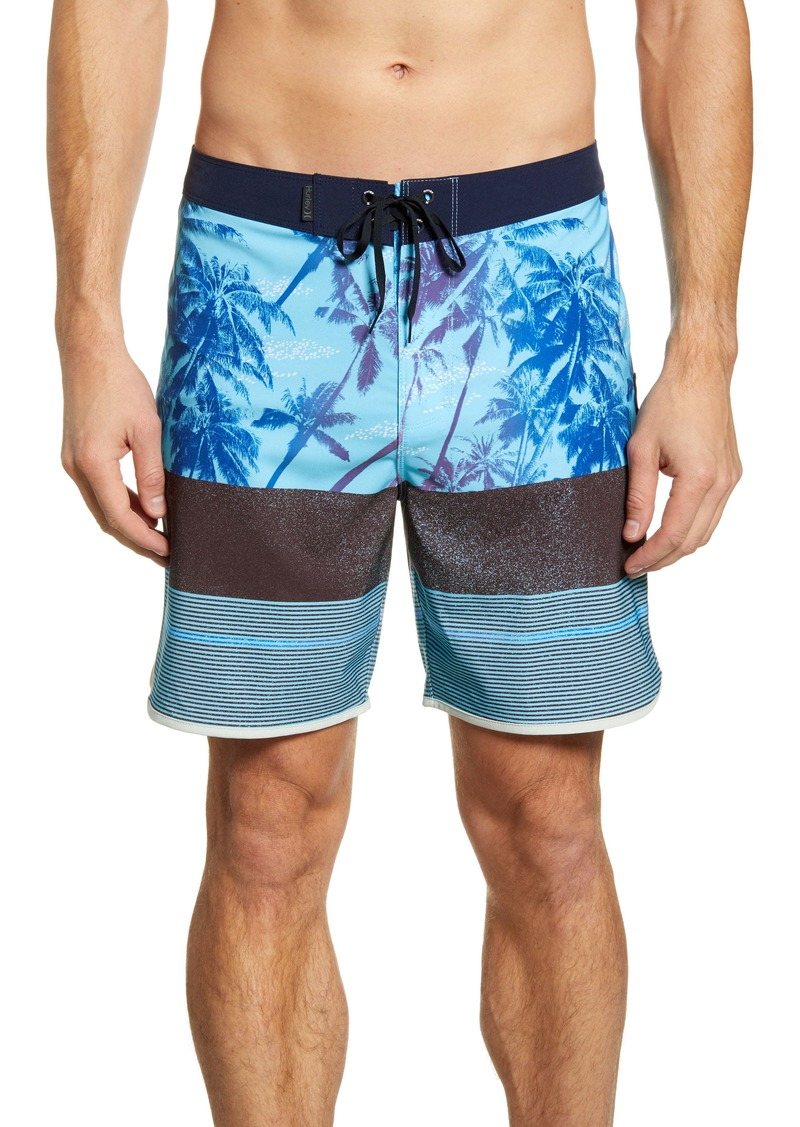 Hurley Phantom King Palm 18 Board Shorts