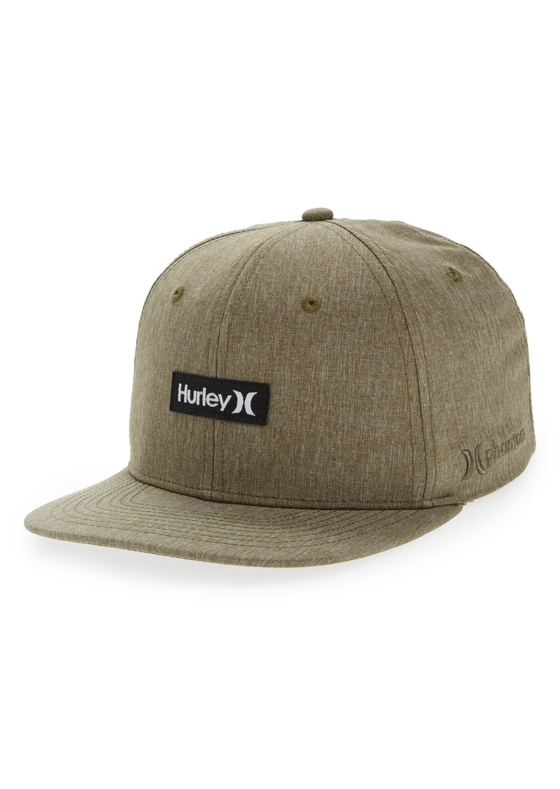 1a350f30a11 Hurley Hurley Phantom One   Only Snapback Baseball Cap Now  27.99