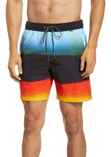 Hurley Phantom Sunset Volley Board Shorts