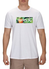 Hurley Premium One & Only Costa Rica Cotton Tee