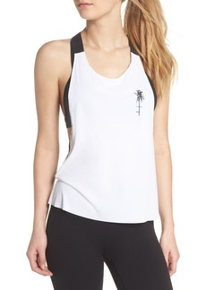 Hurley Quick Dry Mesh Cover-Up Tank