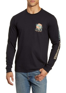 Hurley Record Palms Long Sleeve T-Shirt