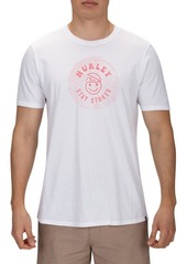 Hurley Regular-Fit Premium Stay Stoked Tee