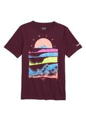 Hurley Rolling Down T-Shirt (Big Boys)