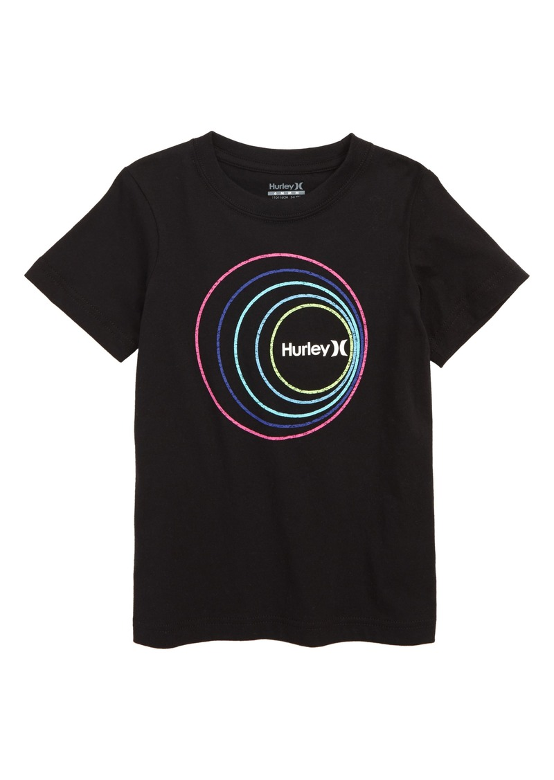 Hurley Round About Graphic T-Shirt (Big Boys)