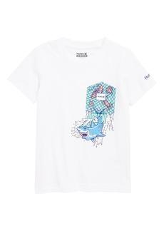 Hurley Shark Pocket T-Shirt (Toddler Boys & Little Boys)