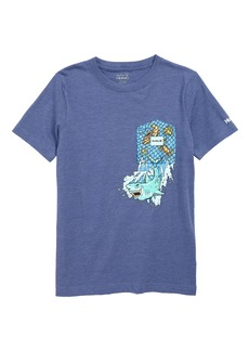 Hurley Shark Print Pocket T-Shirt (Big Boys)