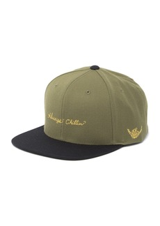 Hurley Shread Snap Back Hat