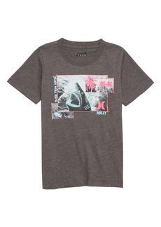 Hurley Sketchy Shark Graphic T-Shirt (Toddler Boys & Little Boys)