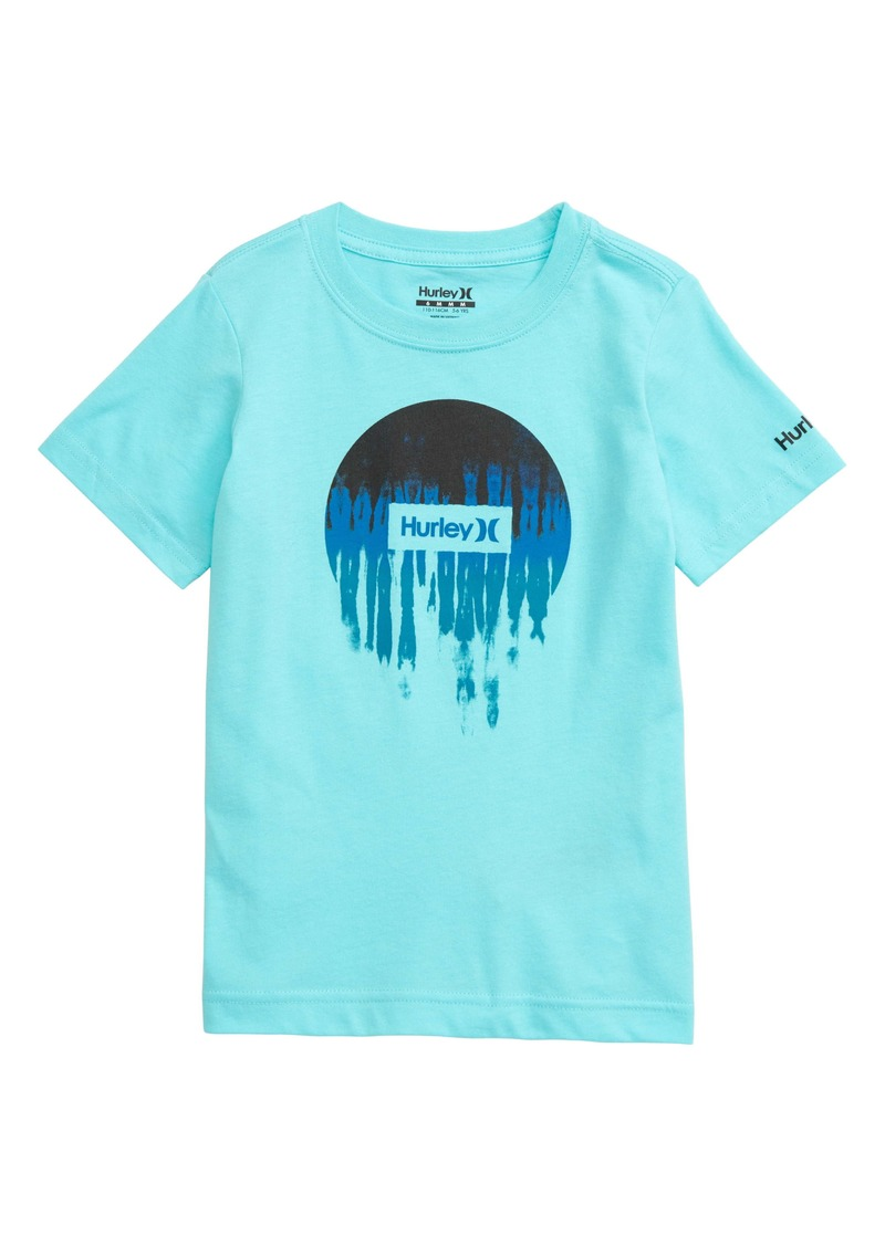 Hurley Smeared Out Graphic T-Shirt (Toddler Boys & Little Boys)