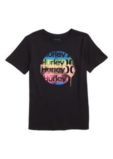 Hurley Sprayder 20 Graphic T-Shirt (Toddler Boys & Little Boys)