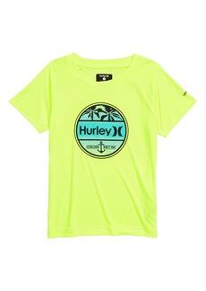 Hurley Sunset Rashguard T-Shirt (Toddler Boys & Little Boys)