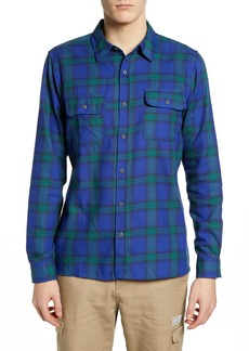 Hurley Syd Dri-FIT Plaid Sport Shirt