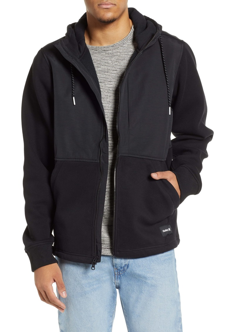 Hurley Therma Hybrid Protect Hooded Jacket