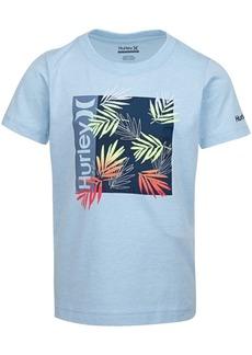 Hurley Toddler Boys Filled Logo T-Shirt