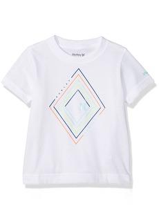 Hurley Toddler Boys' Geo Graphic T-Shirt