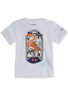 Hurley Toddler Boys Graphic-Print Cotton T-Shirt