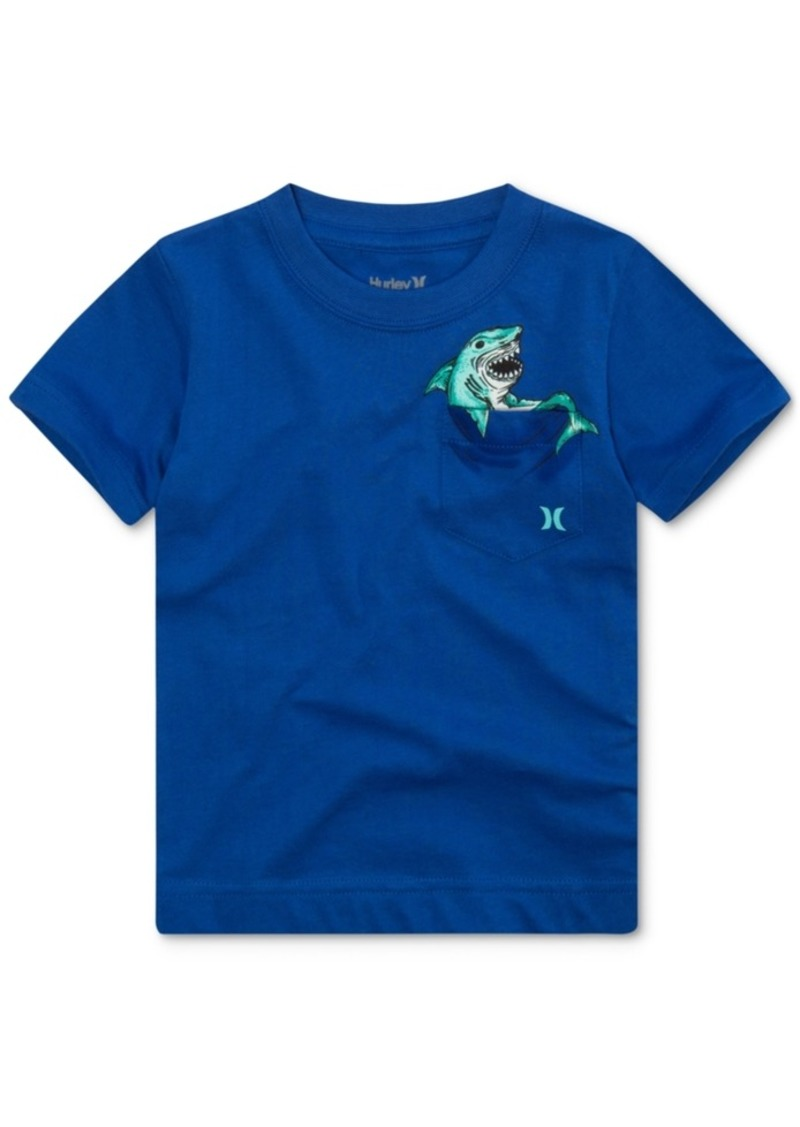 Hurley Toddler Boys Pocket Play T-Shirt