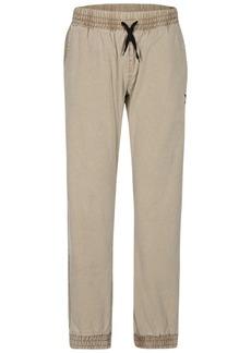 Hurley Toddler Boys Saltwater Cotton Jogger Pants